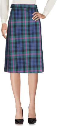 Palm Angels 3/4 length skirts