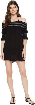 Becca by Rebecca Virtue Nightingale Dress Cover-Up Women's Swimwear