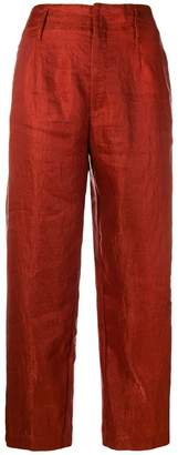 Forte Forte straight leg cropped trousers