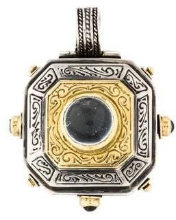 Konstantino Aquamarine Pendant
