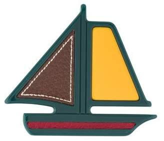 Prada Sailboat Brooch