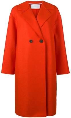Harris Wharf London oversized double-breasted coat