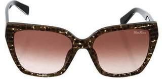 Max Mara Shaded Oversize Sunglasses