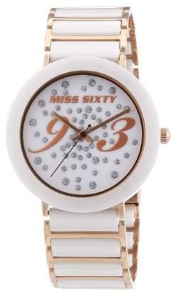 Miss Sixty Women's Quartz Watch R0753112502 R0753112502