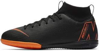 Nike Jr. MercurialX Superfly VI Academy Younger/Older Kids'Indoor/Court Football Shoe