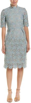 Paul & Joe Sister Lace Sheath Dress