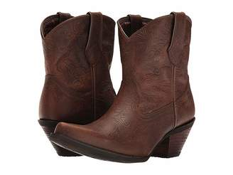 Durango Crush Embossed Bootie