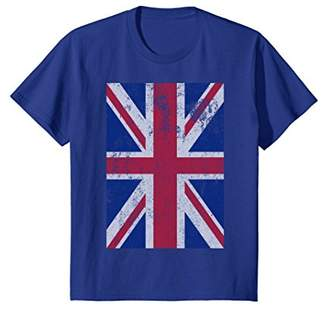 Union Jack Flag England Great Britain United Kingdom T Shirt