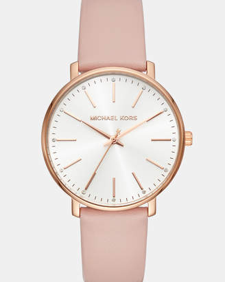 Michael Kors Pyper Pink Analogue Watch