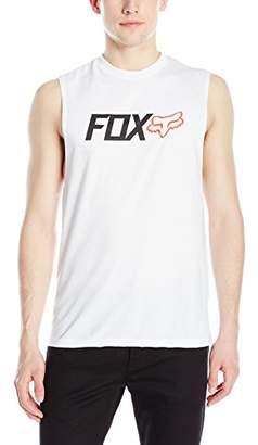 Fox Men's Warmup Tank Top,X-Large