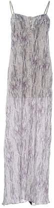 Zadig & Voltaire Purple Cotton Dress for Women