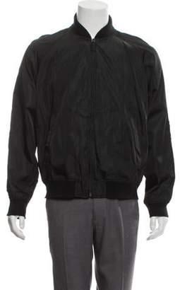 Prada Lightweight Bomber Jacket black Lightweight Bomber Jacket