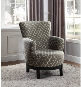Leonel Signature Nathaniel Home London Swivel Accent Chair