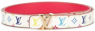 Louis Vuitton Pre-Owned monogram ceinture belt