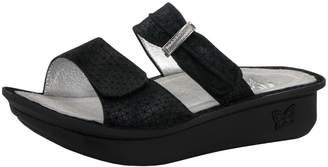 Alegria Women's Karmen Wedge Sandal