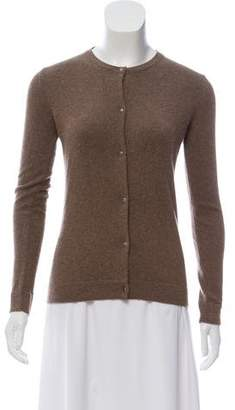 Barneys New York Barney's New York Cashmere Long-Sleeve Cardigan
