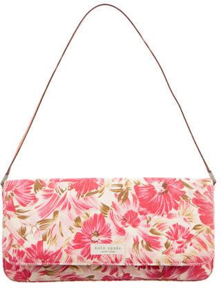 Kate SpadeKate Spade New York Floral Print Woven Shoulder Bag