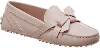 Tod's Gommino Bow Leather Moccasin