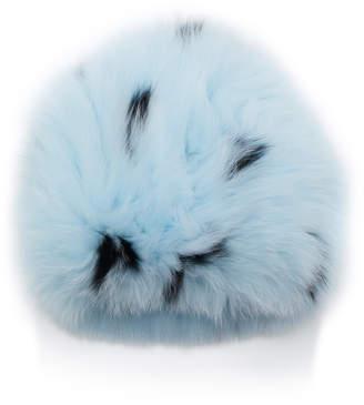 Pologeorgis Exclusive Joy Fox-Fur Hat