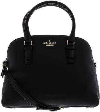 Kate Spade Women's Pebbled Leather Lottie Handbag