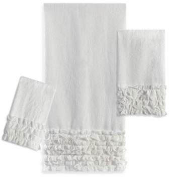 Creative BathTM Ruffles Fingertip Towel