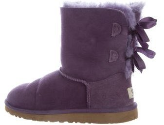 UGG Australia Bailey Bow Short Boots