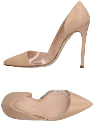 NICOLE BONNET Paris Pumps