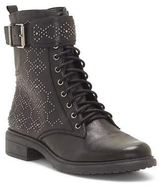 Vince Camuto Women's Tanowie Studded Leather Booties