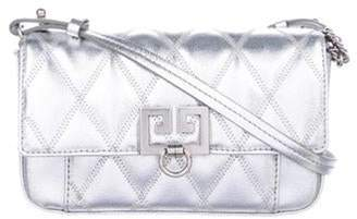 Givenchy 2019 Small Charm Crossbody Bag w/ Tags Silver 2019 Small Charm Crossbody Bag w/ Tags