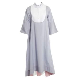 VIVETTA Blue Polyester Dresses