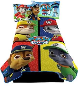 Nickelodeon Paw Patrol Puppy Rescue Microraschel Blanket