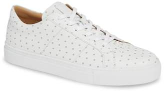 GREATS Royale Dots Low Top Sneaker