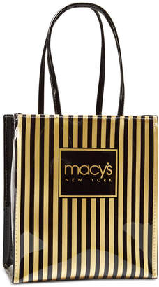 Macy's Thin Striped Tote, Created for