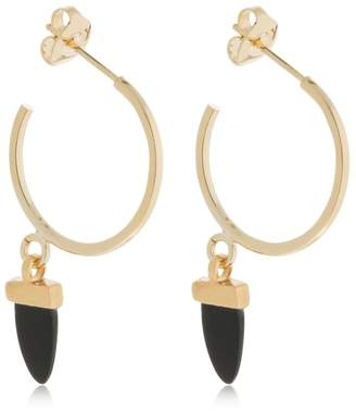 Isabel Marant Hoop Earrings With Charms
