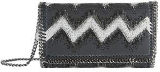 Stella McCartney Small Falabella Chevron Cross Body Bag