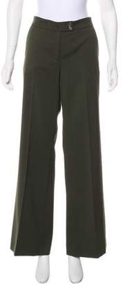 Etro Mid-Rise Wide-Leg Pants w/ Tags