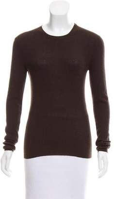 Michael Kors Cashmere Long Sleeve Top