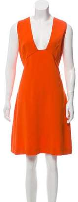 Stella McCartney Knee-Length Sheath Dress