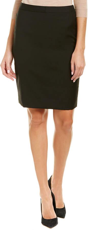J. Crew J.Crew Wool Pencil Skirt