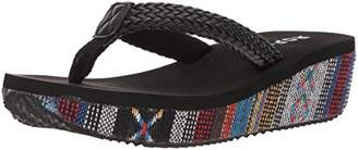 Roper Women's Flora Wedge Sandal