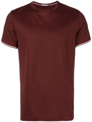 Moncler classic fitted T-shirt