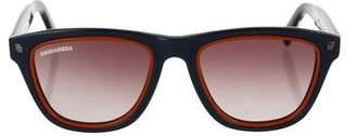 DSQUARED2 Logo-Accented Sunglasses