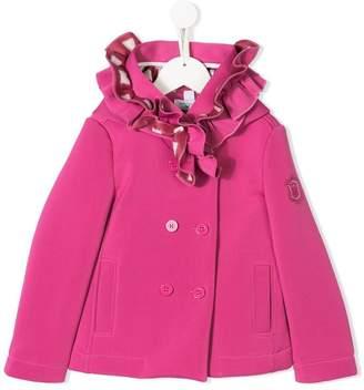 MonnaLisa frill trim jacket
