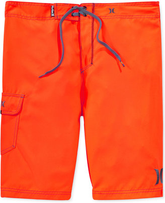 """Hurley Men's One & Only 22"""" Board Shorts $40 thestylecure.com"""