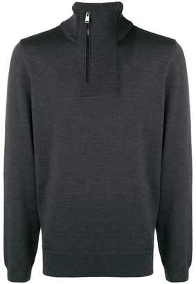 HUGO BOSS Troyer-inspired jumper