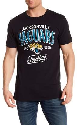 Junk Food Clothing Jacksonville Jaguars Kick Off Tee