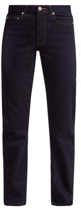 A.P.C. Standard Court Straight Leg Jeans - Womens - Indigo
