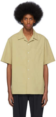 Hope Beige Camp Shirt