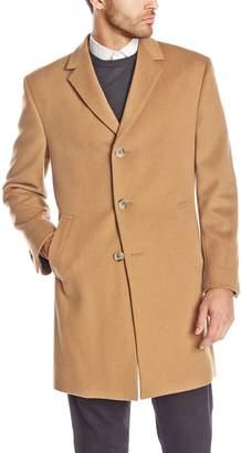 Kenneth Cole New York Men's Reaction Raburn Wool Top Coat