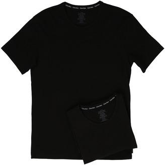 Calvin Klein Underwear Modern Cotton Stretch 2-Pack Crew $36.50 thestylecure.com